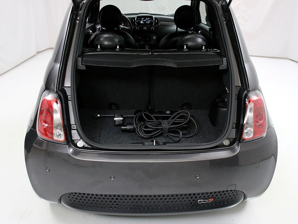 Pre-Owned 2017 FIAT 500e Battery Electric