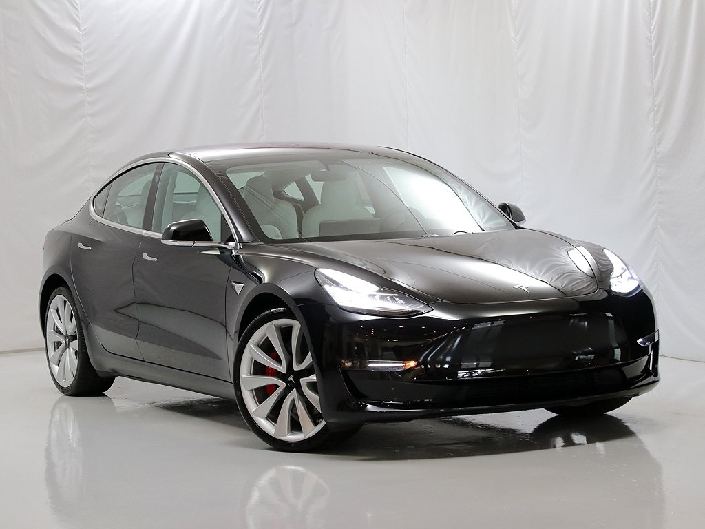 Pre-Owned 2018 Tesla Model 3 Performance