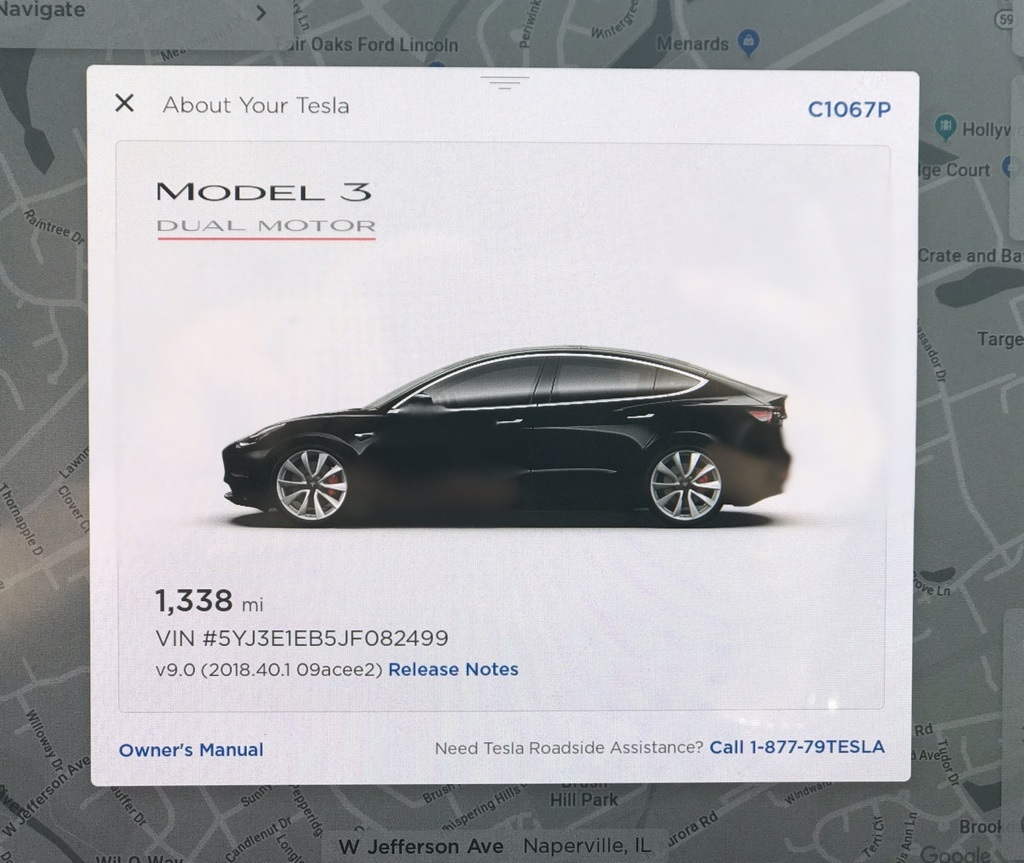 Pre Owned 2018 Tesla Model 3 Long Range 4d Sedan In Naperville