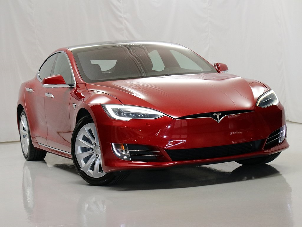 Pre-Owned 2017 Tesla Model S 75kWh