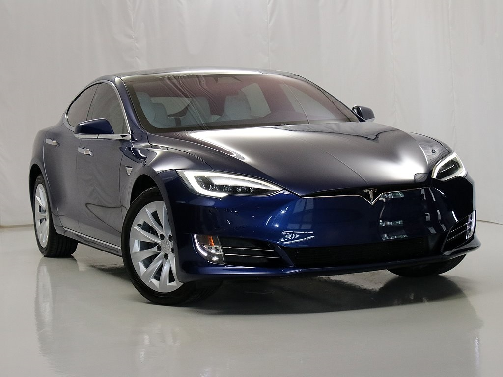 Pre-Owned 2017 Tesla Model S 75D FSD With Navigation & AWD