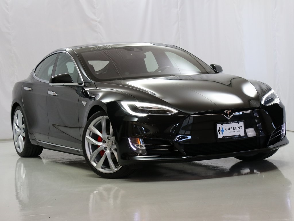 Pre Owned 2016 Tesla Model S P90d Ludicrous