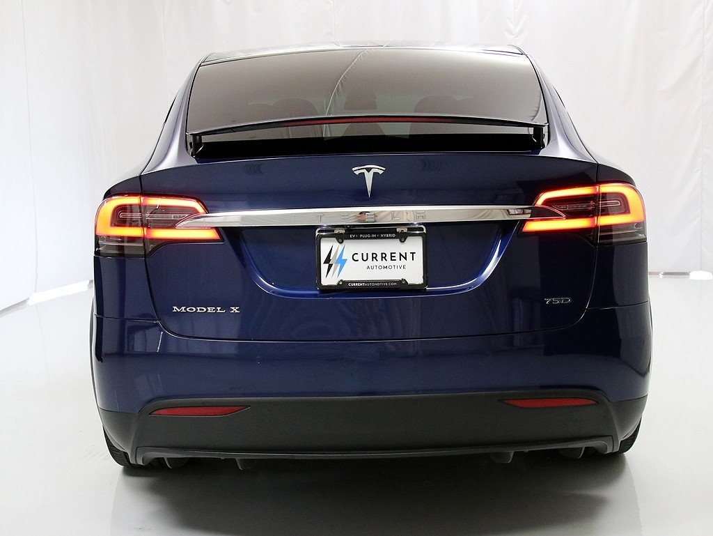 Pre-Owned 2018 Tesla Model X 75D 7-SEAT FSD