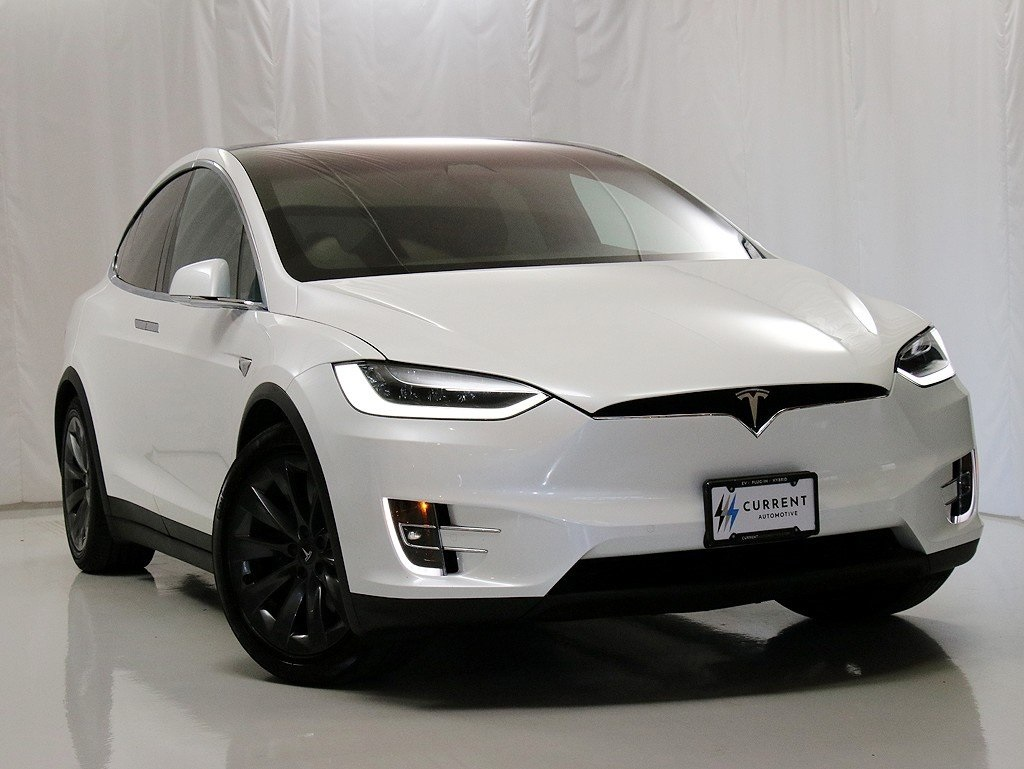 Pre-Owned 2017 Tesla Model X 75D 7-SEAT EAP