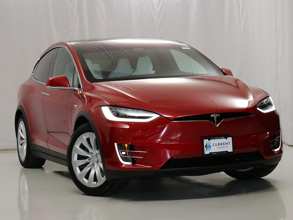 Pre-Owned 2019 Tesla Model X 100D 6-SEAT EAP