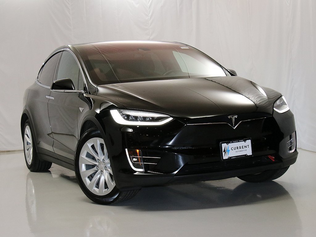 Pre-Owned 2016 Tesla Model X 75D Autopilot