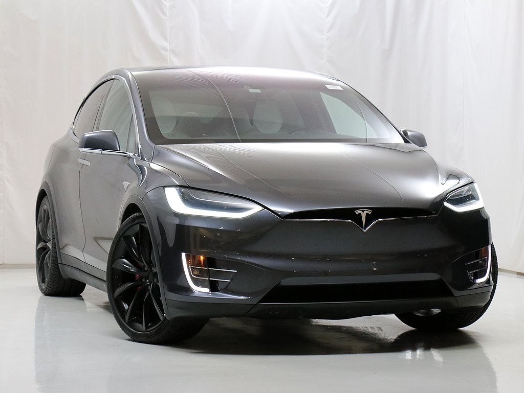 Pre-Owned 2016 Tesla Model X P100DL AP1