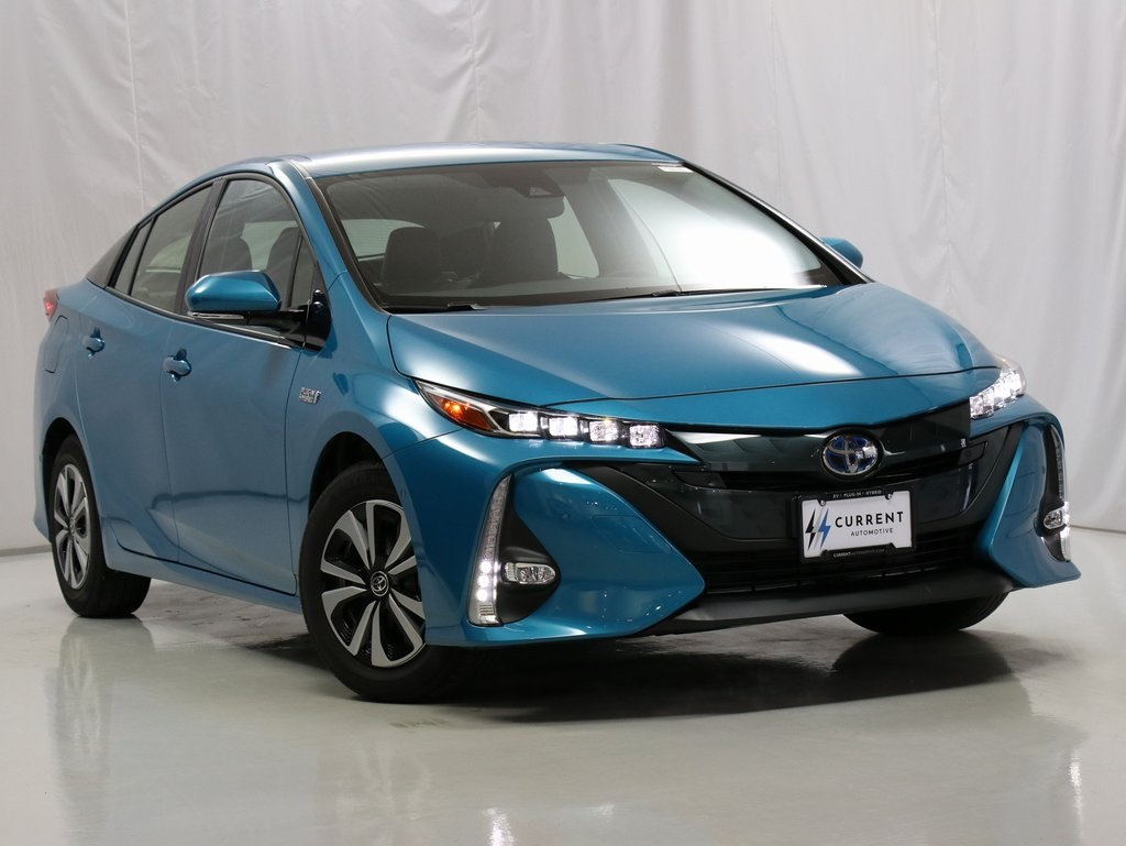Pre Owned 2017 Toyota Prius Prime Advanced