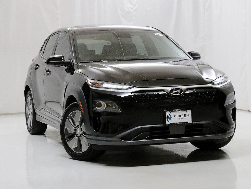 Pre-Owned 2019 Hyundai Kona EV Ultimate | 258 mile range