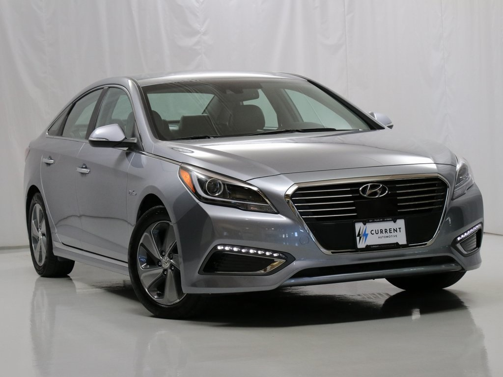 Pre-Owned 2016 Hyundai Sonata Plug-In Hybrid Limited