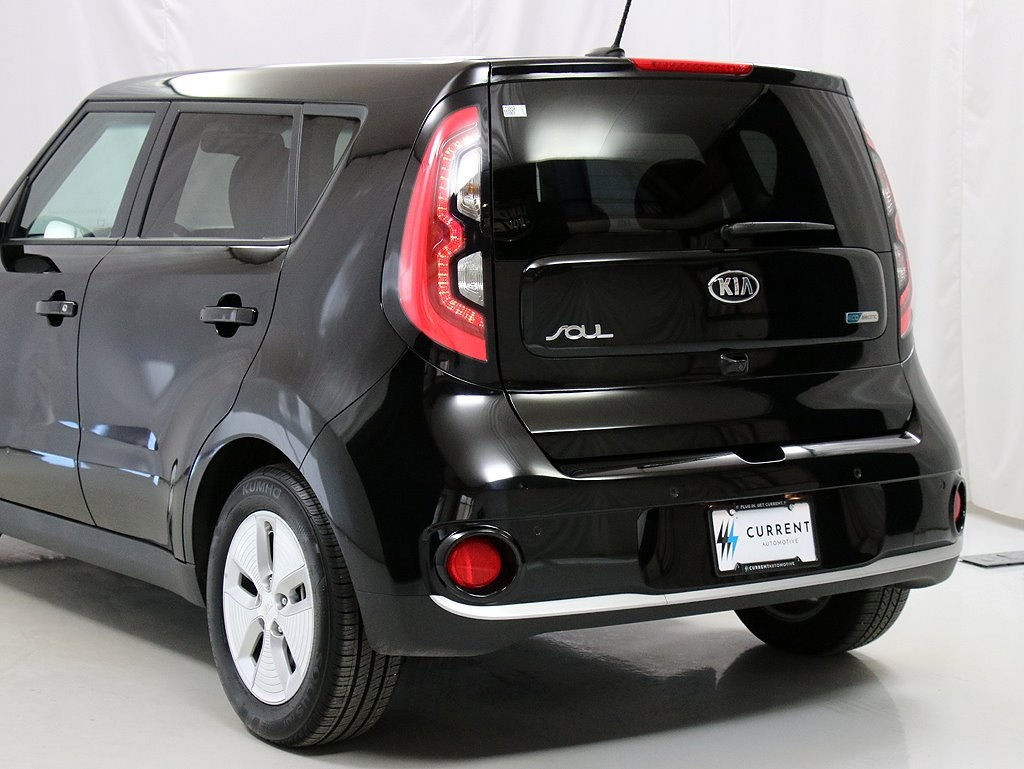 Pre-Owned 2016 Kia Soul EV Plus