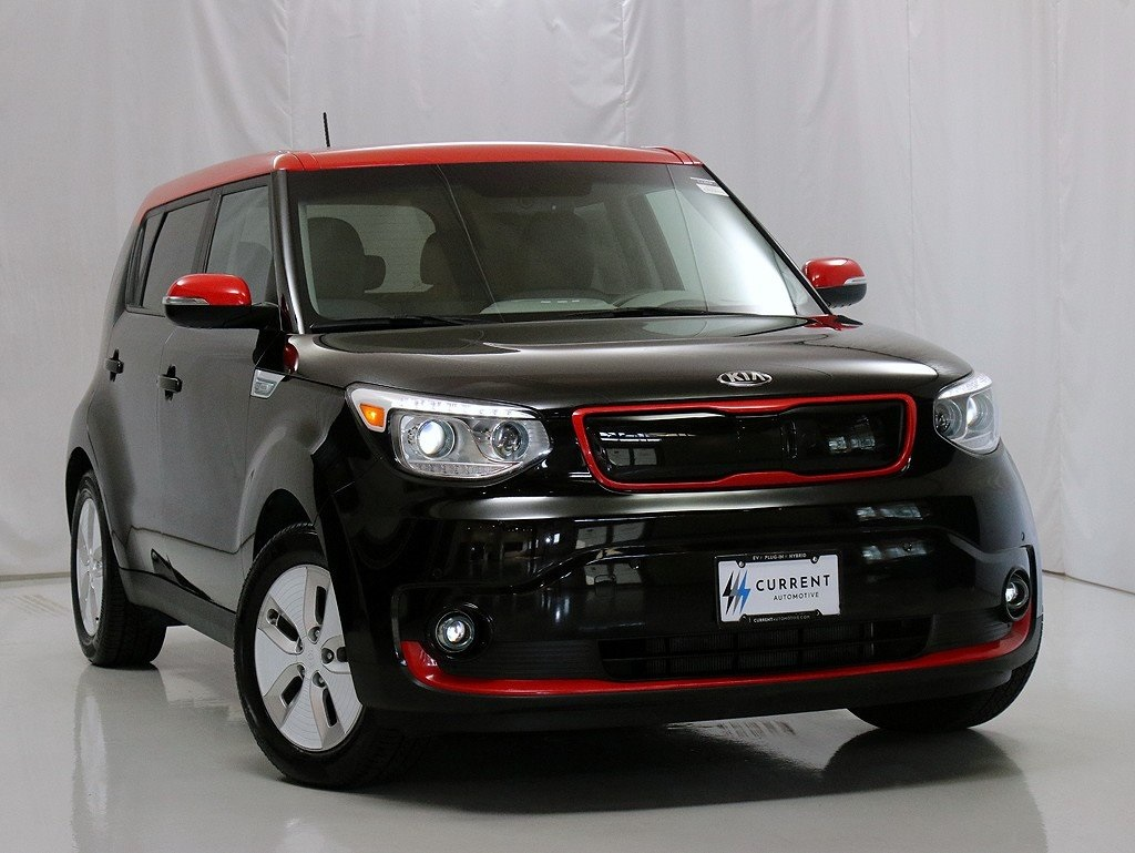 Pre-Owned 2016 Kia Soul EV Plus 93 mile Range